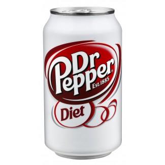 Dr Pepper Diet