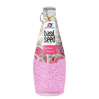 Basil seed Lychee