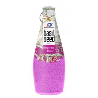 Basil seed - Mangosteen 24x