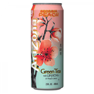 AriZona - Green Tea Georgia Peach