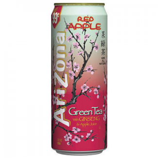 AriZona - Green Tea Red Apple