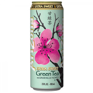 AriZona - Green Tea Extra Sweet